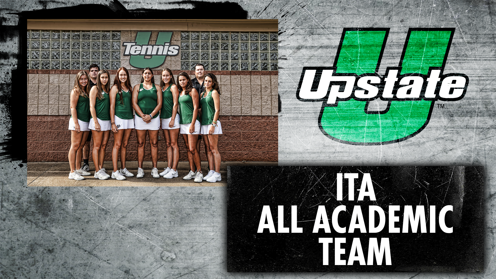 University of South Carolina Upstate Women's Tennis Named