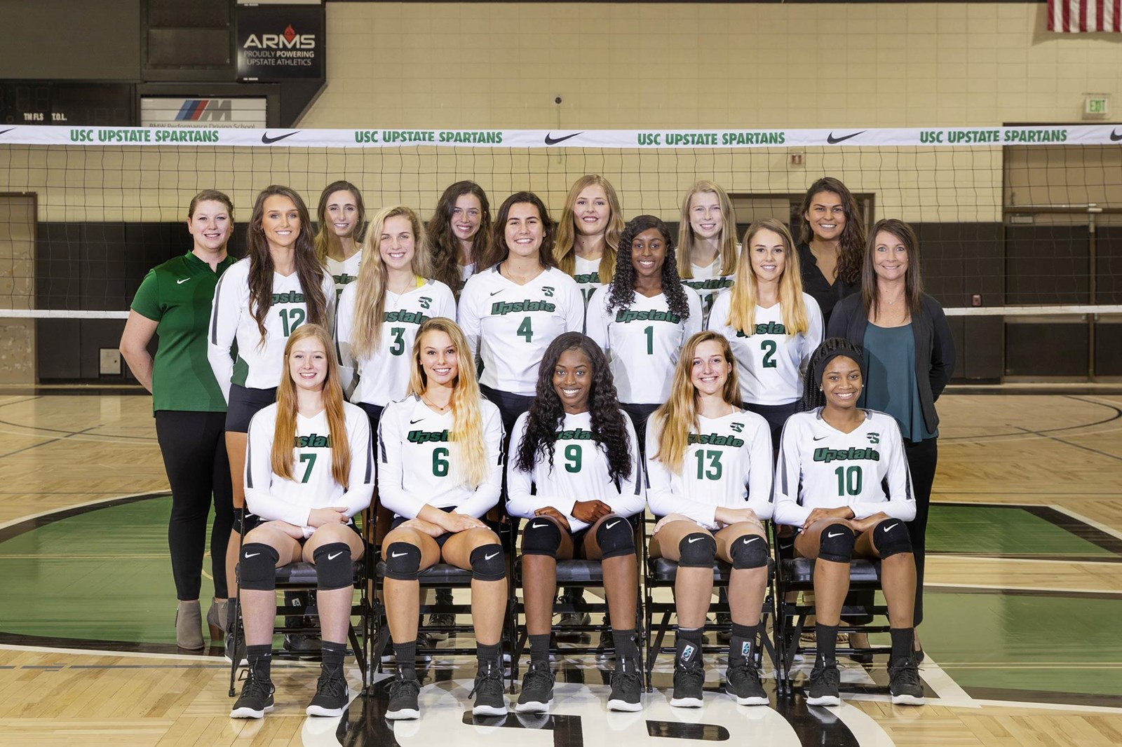 2019 Women S Volleyball Roster University Of South Carolina Upstate
